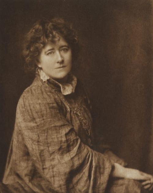 Miss Ellen Terry Annan, James Craig  (Scottish, 1864-1946)