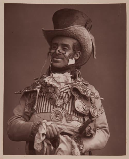 Mr. Arthur Roberts Barraud, Herbert Rose  (British, 1845-1896)