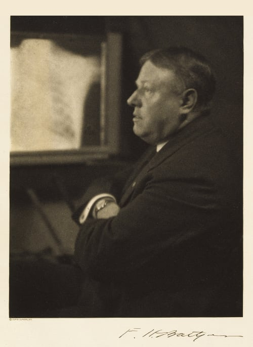 Frederick Henry Baetjer Ulmann, Doris  (American, 1882-1934)