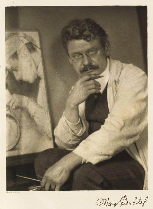 Max Broedel Ulmann, Doris  (American, 1882-1934)