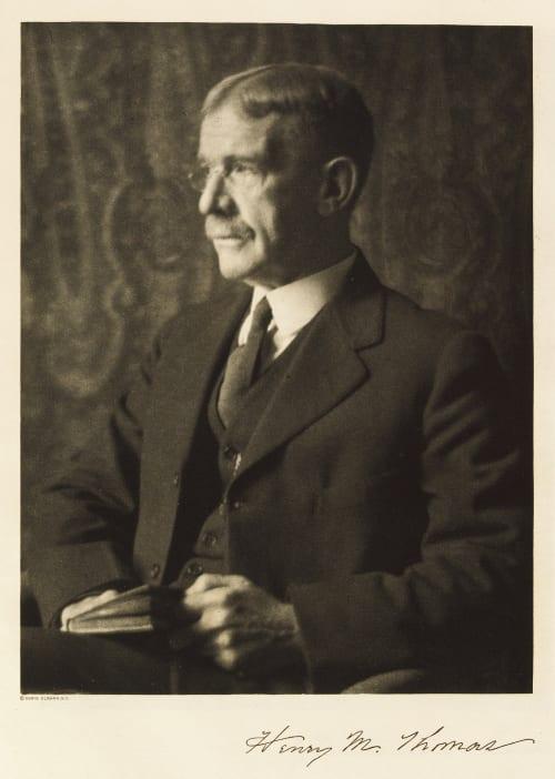 Henry M. Thomas Ulmann, Doris  (American, 1882-1934)