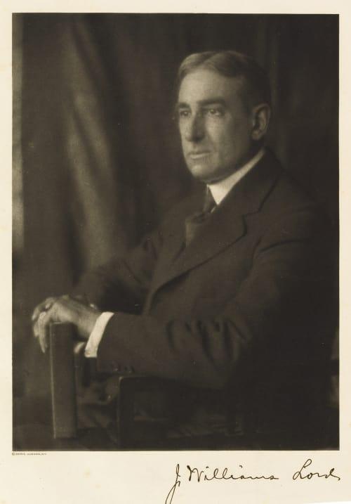 Jere Williams Lord Ulmann, Doris  (American, 1882-1934)