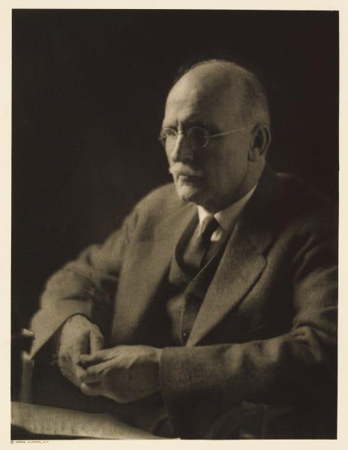 XXX John Sanburn Phillips, Editor  The American Magazine Ulmann, Doris  (American, 1882-1934)