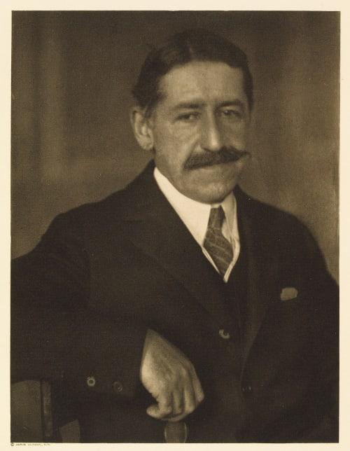 XXXI Ellery Sedgwick, Editor The Atlantic Monthly Ulmann, Doris  (American, 1882-1934)