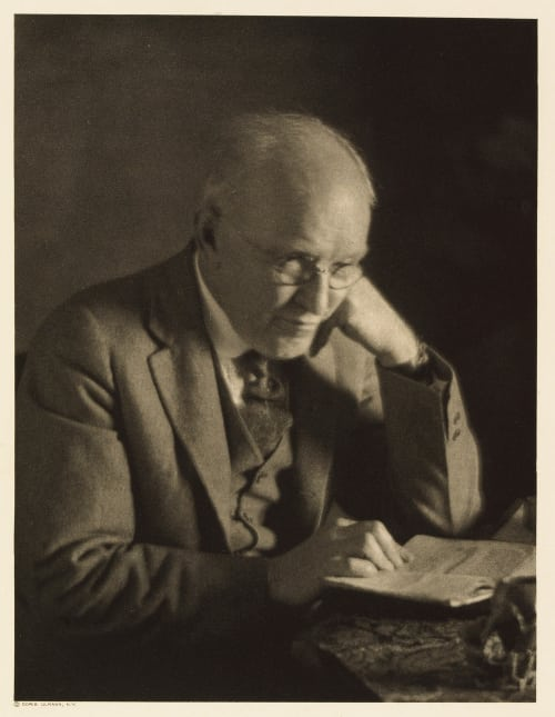 XXXIV Clifford Smyth, Editor The International Book Review Ulmann, Doris  (American, 1882-1934)