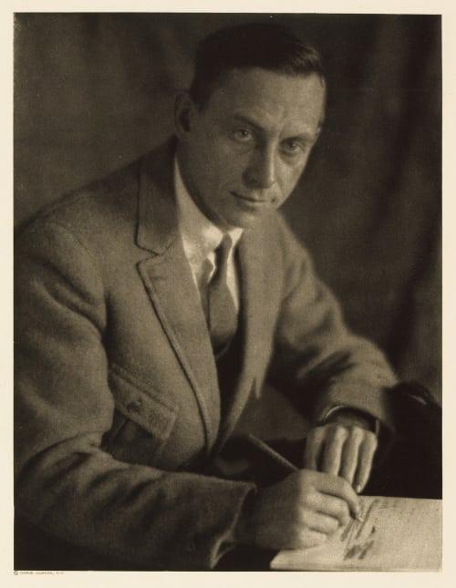 XL Richard J. Walsh, Editor Collier's Ulmann, Doris  (American, 1882-1934)