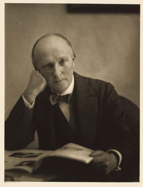 XLIII H. J. Whigham, Editor Town and Country Ulmann, Doris  (American, 1882-1934)