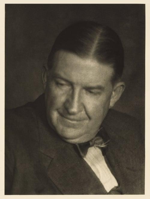 XIV Robert H Davis, Editor Munsey's Ulmann, Doris  (American, 1882-1934)
