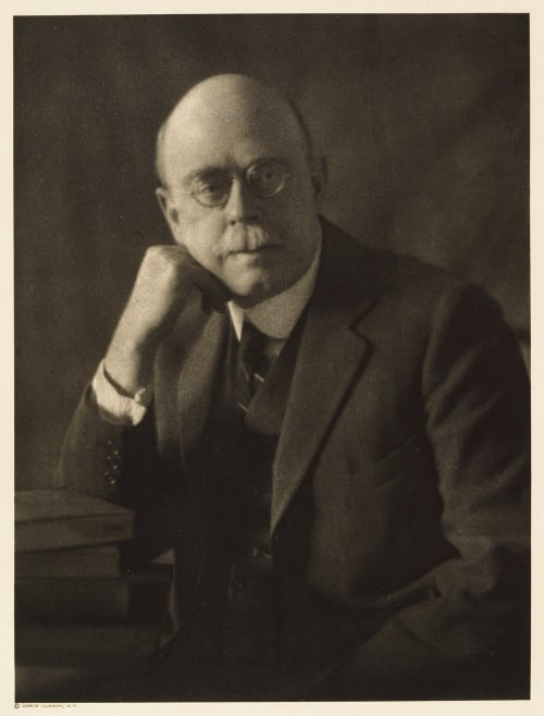 XX Burton J. Hendrick, Editor The World's Work Ulmann, Doris  (American, 1882-1934)