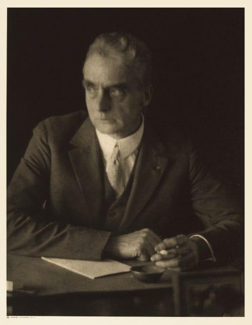 XXII Arthur Sullivant Hoffman, Editor Adventure Ulmann, Doris  (American, 1882-1934)