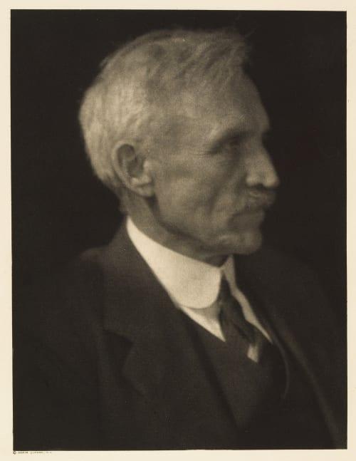XXV S.S. McClure, Editor McClure's Ulmann, Doris  (American, 1882-1934)