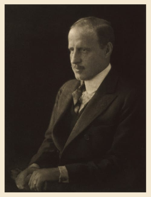 XXVI Charles Agnew MacLean, Editor The Popular Ulmann, Doris  (American, 1882-1934)