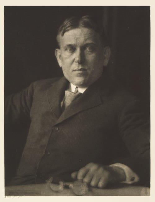 XXVII H.L. Mencken, Editor The American Mercury Ulmann, Doris  (American, 1882-1934)