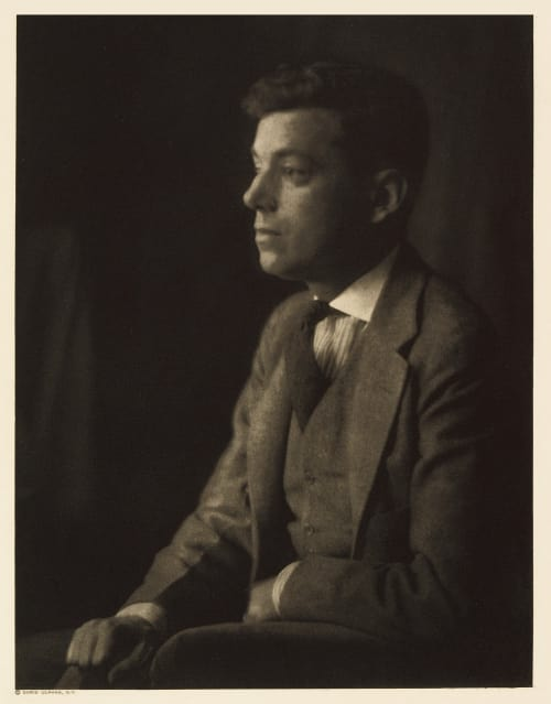 XXVII George Jean Nathan, Editor The American Mercury Ulmann, Doris  (American, 1882-1934)