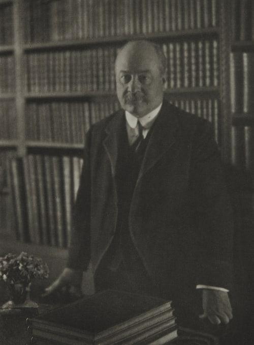 Nicholas Murray Butler Ulmann, Doris  (American, 1882-1934)