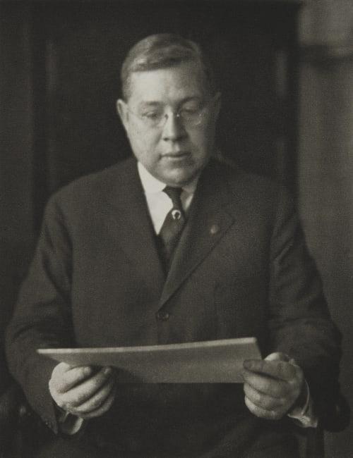 Frederick Tilney Ulmann, Doris  (American, 1882-1934)