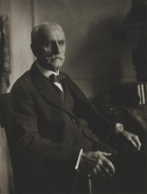 Robert F. Weir Ulmann, Doris  (American, 1882-1934)