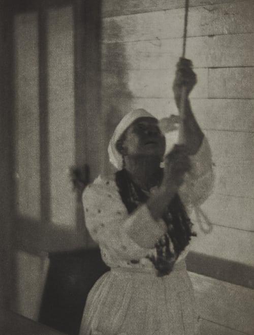 Plate 1 Ulmann, Doris  (American, 1882-1934)