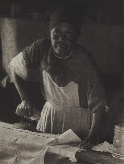 Plate 5 Ulmann, Doris  (American, 1882-1934)