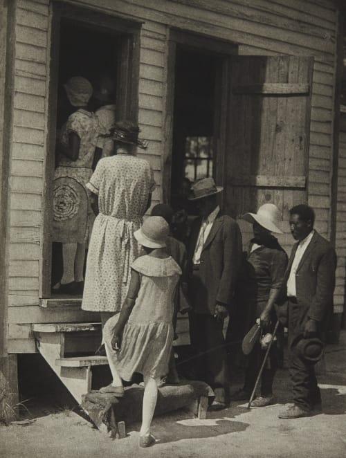 Plate 24 Ulmann, Doris  (American, 1882-1934)