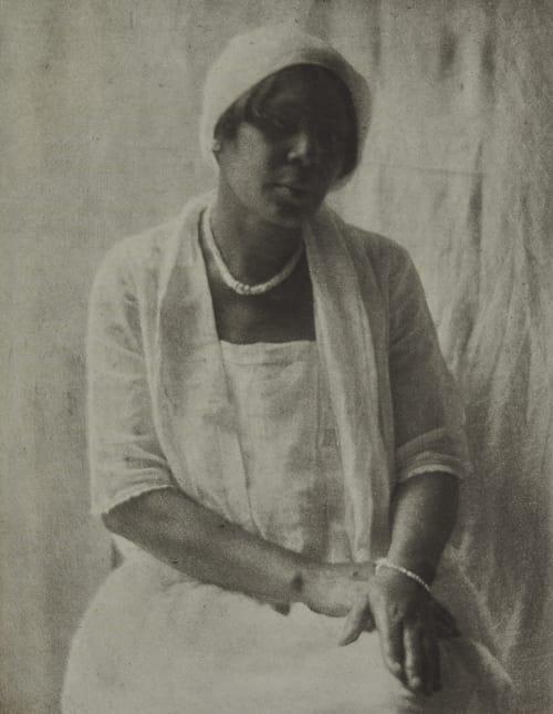 Plate 34 Ulmann, Doris  (American, 1882-1934)