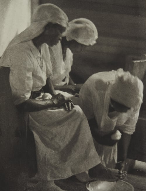 Plate 35 Ulmann, Doris  (American, 1882-1934)