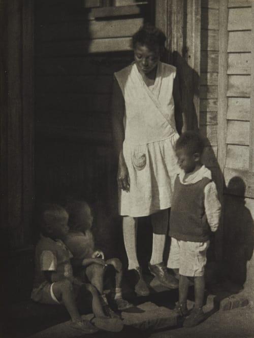 Plate 60 Ulmann, Doris  (American, 1882-1934)