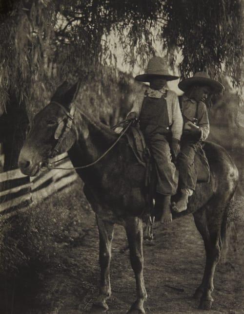 Plate 73 Ulmann, Doris  (American, 1882-1934)