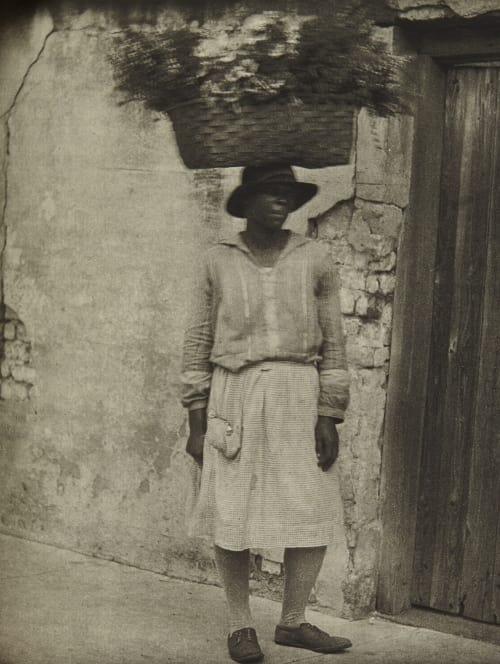 Plate 74 Ulmann, Doris  (American, 1882-1934)