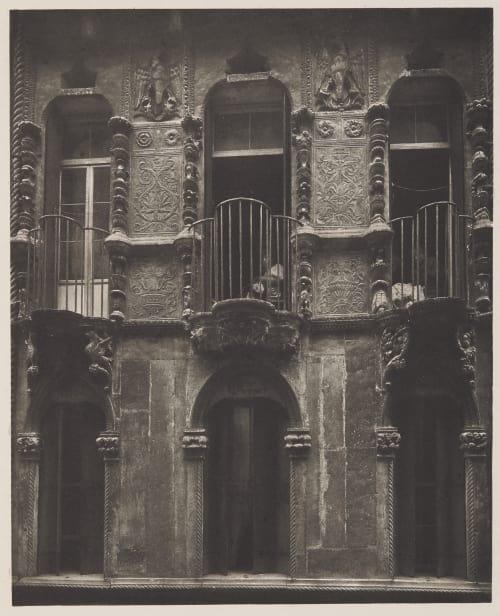 Casa Pigafetta Schmidt, Otto  (Austrian, 1849-1920)