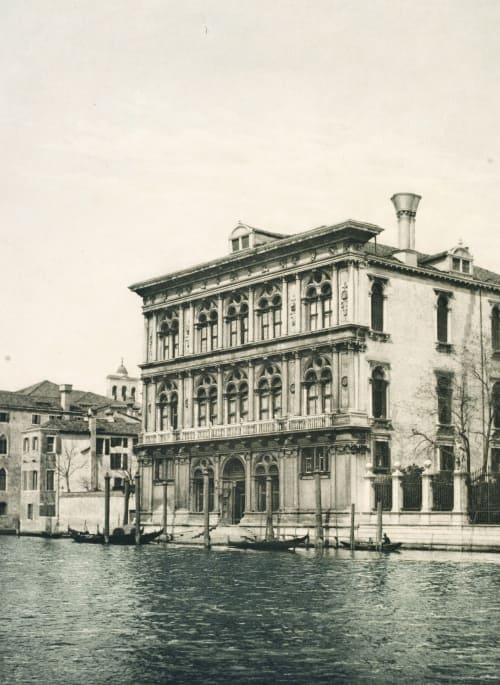 Studie aus Venedig Archduchess Maria Theresia  (Austrian, 1862-1933)