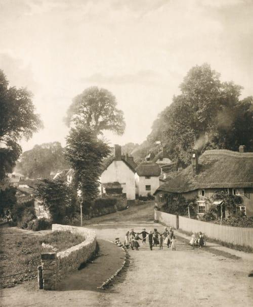 Unser Dorf Spencer, Ernest