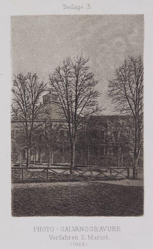 Plate 3 Mariot, Emile  (1825-1891)