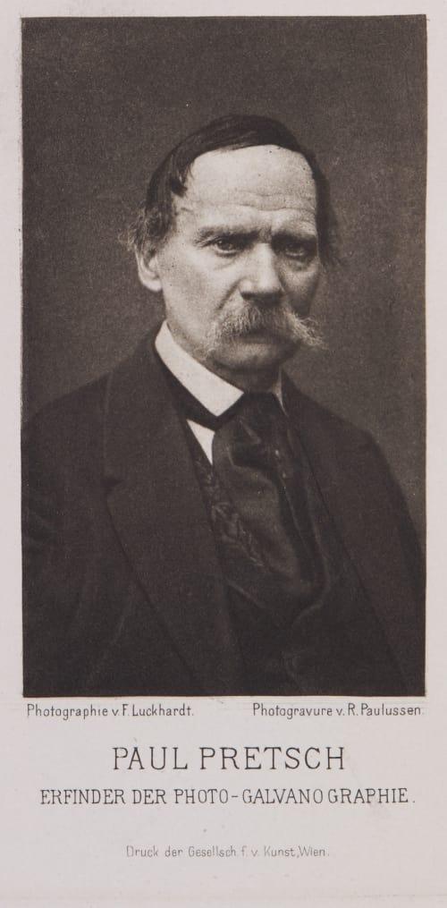 Paul Pretsch Luckhardt, Fritz  (Austrian, 1843-1894)