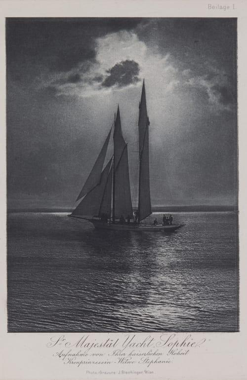 Sr. Majestäl Yacht Sophie Hoheit, Threr