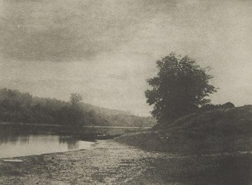 Sommernacht Watzek, Hans  (Austrian, 1848-1903)