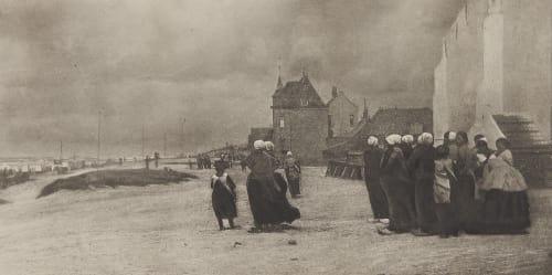 In Erwartung der Heimkehr Stieglitz, Alfred  (American, 1864-1946)