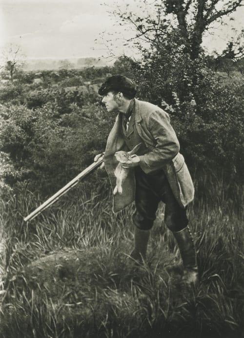 The Poacher Williams, James Leon  (American, 1852-1932)