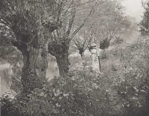 A Favorite Walk Williams, James Leon  (American, 1852-1932)