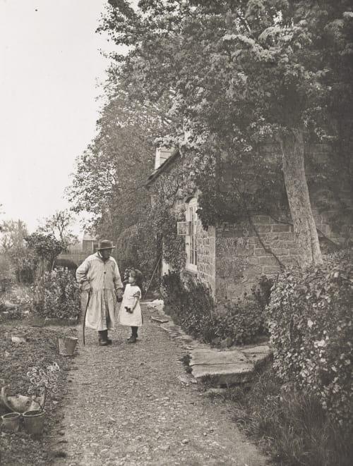 Old Windsor Forest Williams, James Leon  (American, 1852-1932)