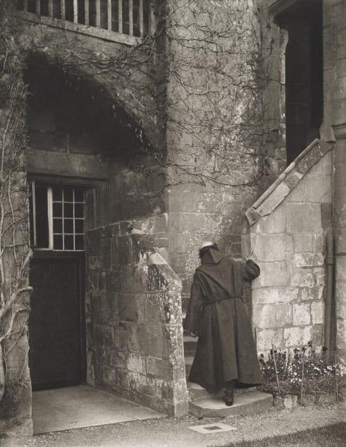 Abbey Gateway at Stoneleigh Williams, James Leon  (American, 1852-1932)