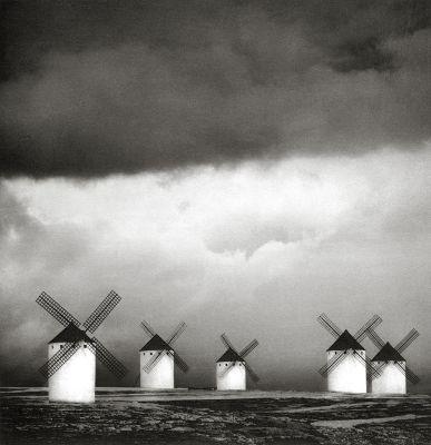Quixote's Giants, Study 2