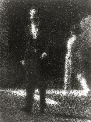Strolling Figure