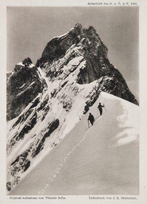 Das Zinal-Rothhorn 4223 m