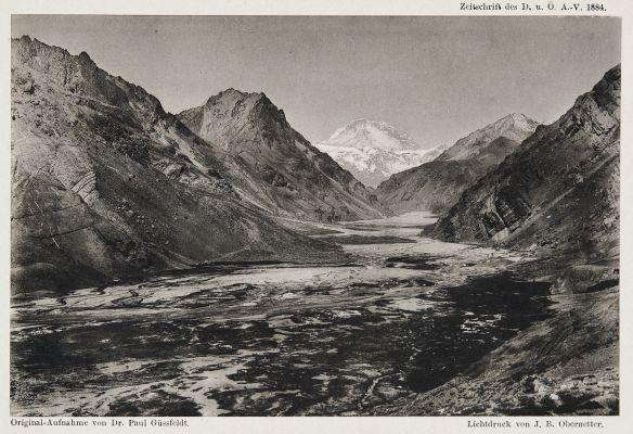 Der Aconcagua 6970 m