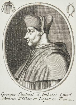 Georges Cardinal d'Amboise