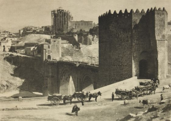 St. Martins' Bridge – Toledo