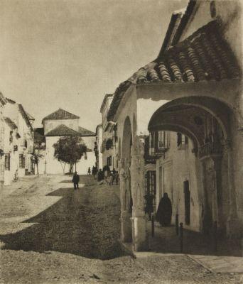 A Street Shrine – Ronda