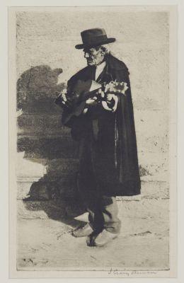 A Blind Musician, Grananda