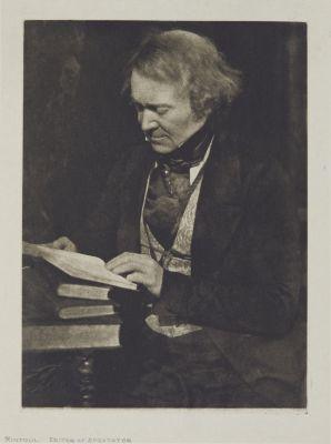 Rintoul, Editor of Spectator